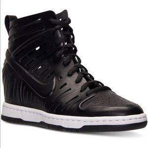 Nike Black Dunk Sky Hi High
